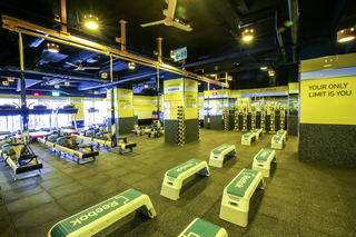 World Gym FITZONE台北公館店