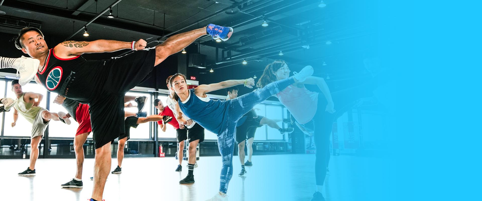 World Gym世界健身有氧老師介紹