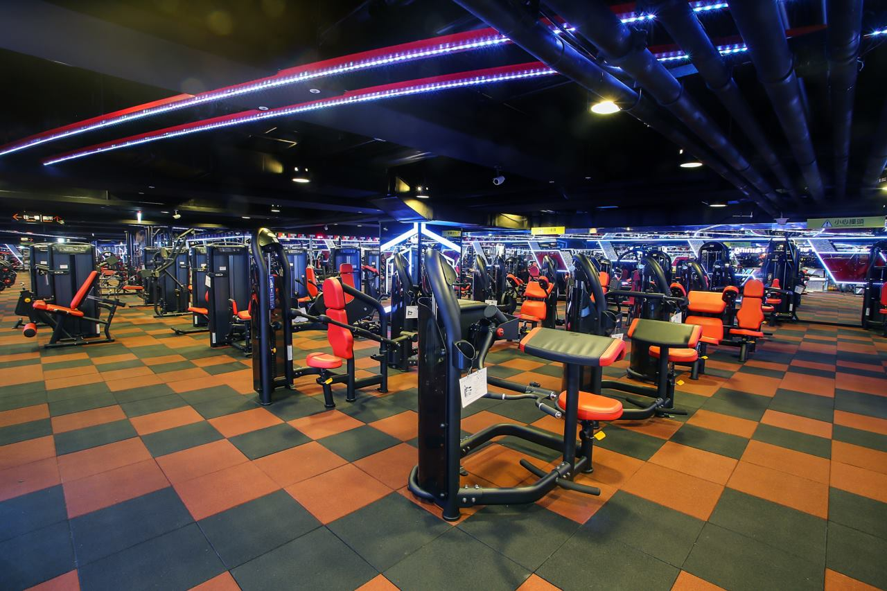 World Gym三重店Matrix器材