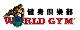 World Gym首頁Logo